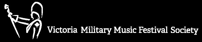 Victoria Military Music Festival Society Logo